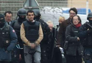 El condenado a cadena perpetua en Francia. Foto Internet
