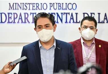 El titular regional del Ministerio Público I APG.