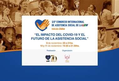 Congreso de Asistencia social