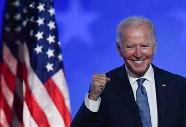 El nuevo presidente electo de EEUU.