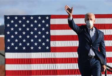 Joe Biden, nuevo presidente de EEUU/Foto: AFP