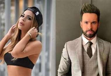 El actor y modelo habría mordido y estrangulado a su pareja, una modelo y cantante peruana