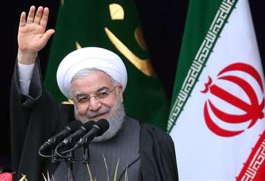 Hasán Rohaní gobierna Irán desde 2013