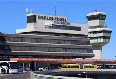 El aeropuerto es todo un ícono en Alemania