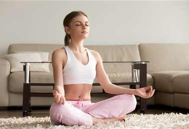 La respiración puede ayudar a liberar el estrés. Foto: Freepik