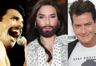Algunos de los famosos que revelaron que se contagiaron de la enfermedad