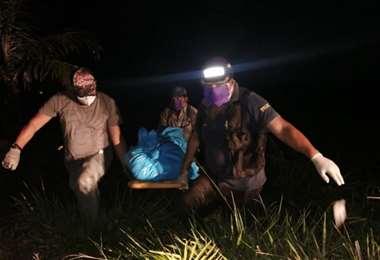 El infortunado fue hallado sin vida el 29 de noviembre