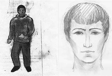 Retrato del asesino, distribuido por el Comité de Investigación Rusa