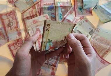 Todas las entidades financieras estarán habilitadas para el pago. Foto: Ipa Ibañez