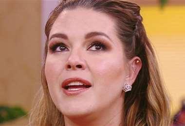 Alicia Machado dijo que pasa por los peores momentos de su vida