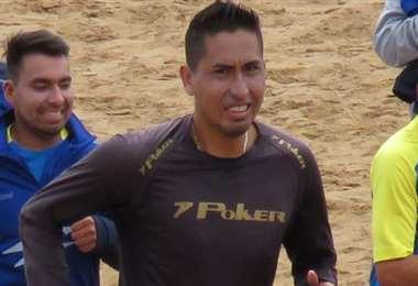 Roberto Rivas, arquero de San José. Foto: internet