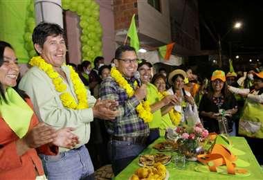 Actividades políticas en Tarija