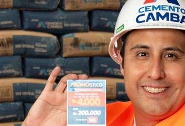 Cemento Camba premia la fidelidad de sus clientes