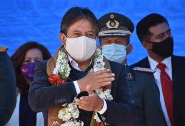 Foto referencial, el 'vice' resaltó la lucha por los derechos indígenas