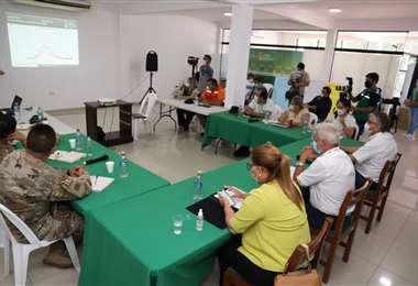 Foto: Gobernación cruceña