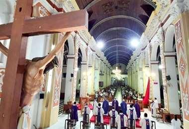 Iglesia recuerda al Cardenal Terrazas a los cinco años de su fallecimiento