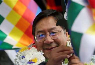 El presidente llegó al poder un 55% de apoyo en las urnas/Foto: EL DEBER