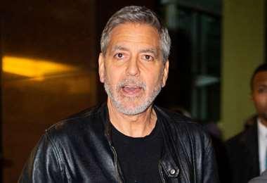 George Clooney puso en riesgo su salud por una extrema dieta que hizo