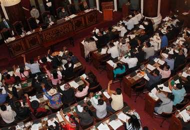 El gravamen a las grandes fortunas ya fue aprobado en Diputados (Foto: APG)