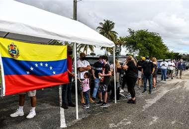 Consulta simbólica de Guaidó no logra reactivar masivas movilizaciones