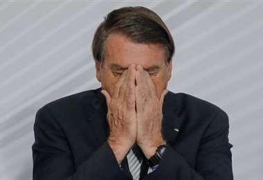 """Críticas por la """"incompetencia"""" del gobierno de Brasil"""