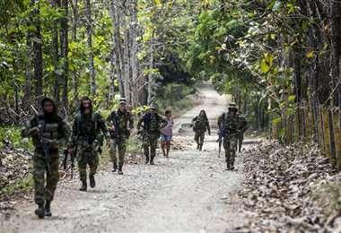 Siete muertos tras dos ataques de milicias en Colombia