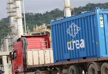 Desde su inauguración la planta no opera con normalidad/Foto: EL DEBER