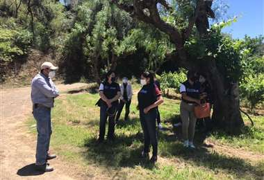 Tarija fue visitada por turistas de Santa Cruz