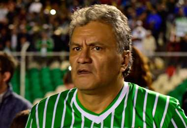 Marco Etcheverry jugó con la selección nacional el Mundial de 1994. Foto: internet