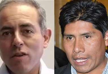 Los candidatos del MAS en La Paz I redes.