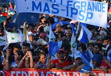 Las disputas internas elevan la incertidumbre en el MAS