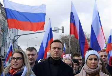 Rusia desmintió en varias oportunidades que Navalni hubiera sido envenenado en Tomsk