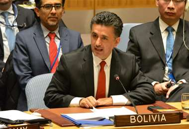 Llorenti llamó a la unidad de los países de la región. Foto referencial