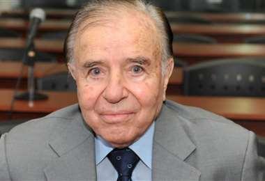 Se descompensó en su casa del barrio porteño de Belgrano. Tiene 90 años.