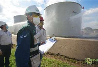 Los controles buscan constatar que se cumplan las normas internacionales (Foto: ANH)