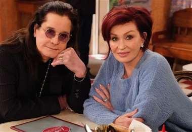 Sharon se encuentra aislada, alejada de Ozzy, con quien llevan 38 años de matrimonio