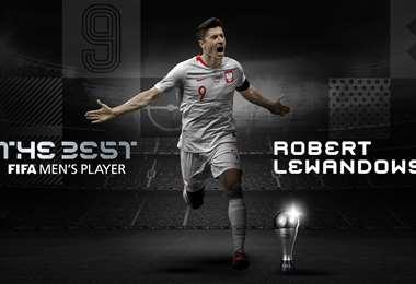 Lewandowski, estrella del Bayern Múnich. Foto: FIFA.com