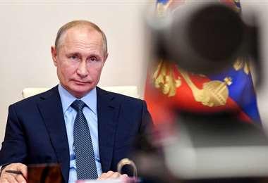 El líder ruso niega haber interferido en las elecciones de EEUU