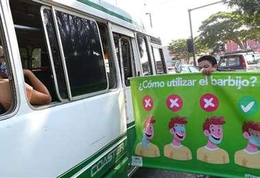El viernes Santa Cruz registro 274 nuevos casos del virus. Foto: Ricardo Montero