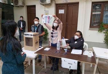 Elecciones en Tarija