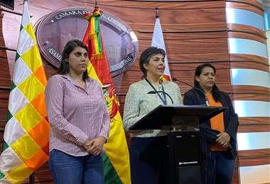 Comunidad Ciudadana pide revisar normativas.