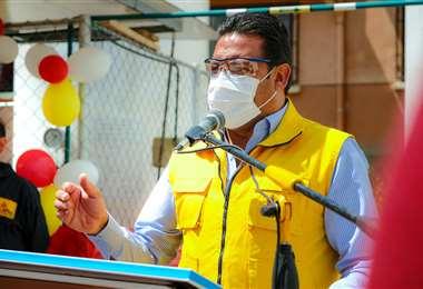 El alcalde Revilla anunció que en La Paz, aun no habrá flexibilización.