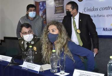 Serrudo confía en un control interinstitucional (Foto: APG Noticias)