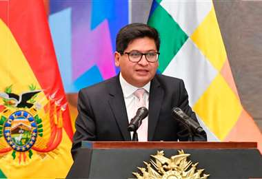 El ministro recordó la activación de siete medidas para la 'reconstrucción' del país