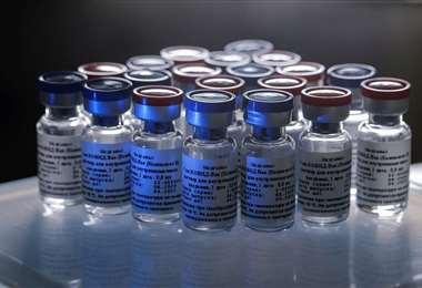 Rusia dice que su vacuna Sputnik V contra el Covid tiene un 92% de efectividad