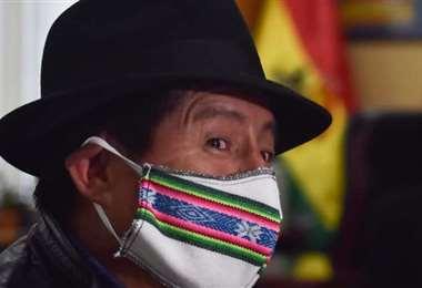 Rafael Quispe. APG Noticias