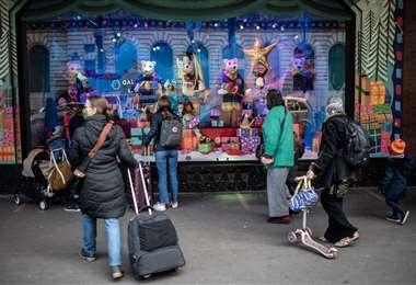 Restricciones de vuelos hacia Reino Unido/Foto: AFP
