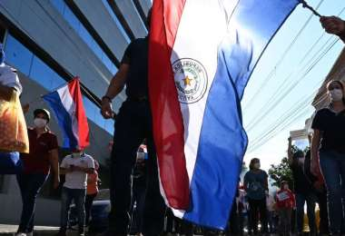 Paraguay sobrepasó la cifra de los 100.000 contagiados