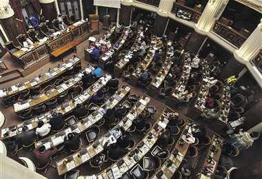 Foto archivo: Cámara de Diputados/ APG
