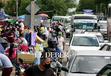 Los sectores aducen que la actividad no se normalizó. Foto: Jorge Gutiérrez